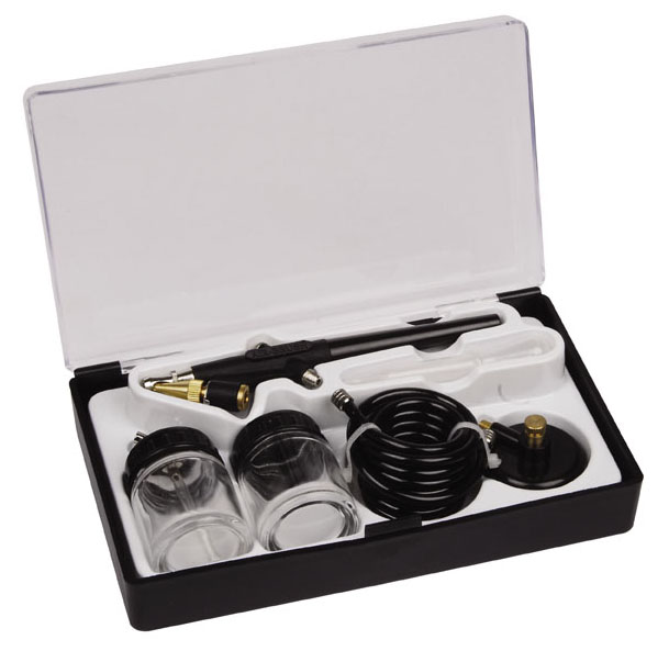 Airbrush pistole FENGDA® BD-138 Mini KIT 0,8mm