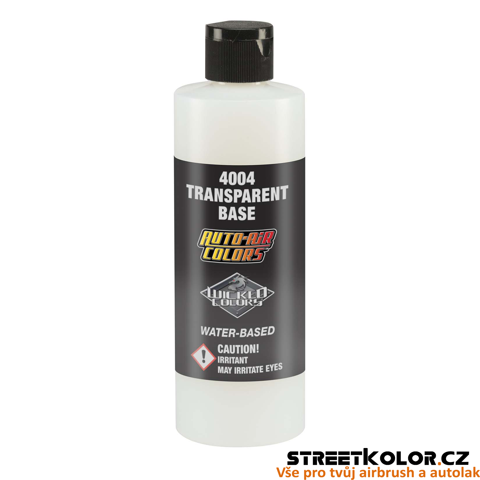 Auto Air/Wicked 4004 transparentní báze 120 ml