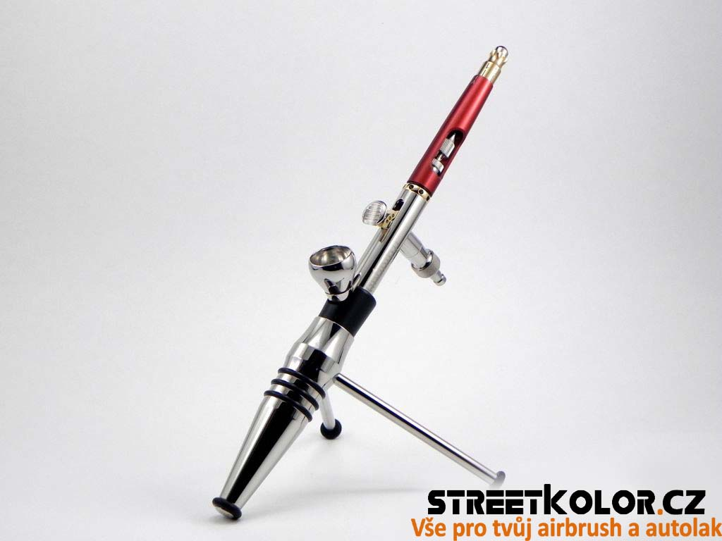 Stojan pro airbrush pistoli Harder & Steenbeck