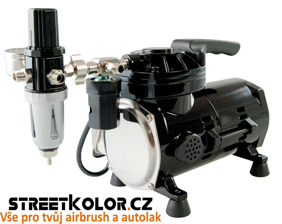 Bezolejový pístový kompresor HARDER & STEENBECK SPARMAX TC-501N