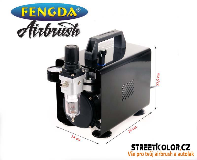 Airbrush Kompresor FENGDA AS-18A